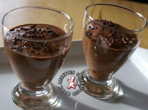 mousse,chocolat